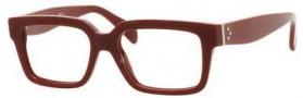 Celine CL 41338 Eyeglasses Eyeglasses - 0LHF Burgundy