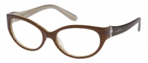 Guess by Marciano GM184 Eyeglasses Eyeglasses - BRNBE: Brown Bone