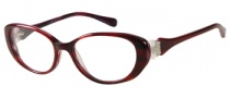 Guess by Marciano GM185 Eyeglasses Eyeglasses - BU: Burgundy