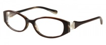 Guess by Marciano GM186 Eyeglasses Eyeglasses - BRNBE: Brown Tan Horn