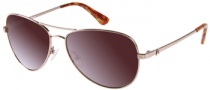 Guess by Marciano GM626 Sunglasses Sunglasses - ROPK-50: Shiny Rose
