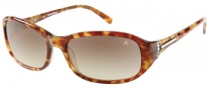 Guess by Marciano GM645 Sunglasses Sunglasses - HNY-34: Honey Tortoise