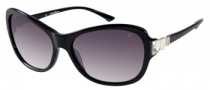 Guess by Marciano GM652 Sunglasses Sunglasses - BLK-35: Black