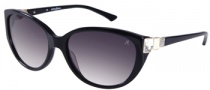 Guess by Marciano GM653 Sunglasses Sunglasses - BLK-35: Black