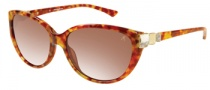 Guess by Marciano GM653 Sunglasses Sunglasses - HNY-1: Honey Tortoise