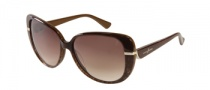 Guess by Marciano GM654 Sunglasses Sunglasses - TAN-34: Tan White
