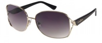 Guess by Marciano GM656 Sunglasses Sunglasses - GLDBL-35: Shiny Gold