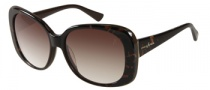 Guess by Marciano GM657 Sunglasses Sunglasses - BRNTO-34: Brown Tortoise
