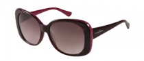 Guess by Marciano GM657 Sunglasses Sunglasses - PUR-67: Purple Tiger