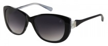 Guess by Marciano GM668 Sunglasses Sunglasses - BKWT-35: Black White