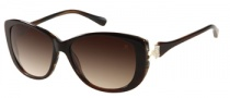 Guess by Marciano GM668 Sunglasses Sunglasses - BRNBE-34: Brown Tan
