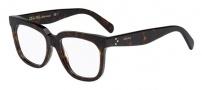 Celine CL 41343 Eyeglasses Eyeglasses - 0086 Dark Havana