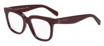 Celine CL 41343 Eyeglasses Eyeglasses - 0LHF Burgundy