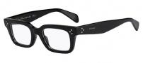 Celine CL 41344 Eyeglasses Eyeglasses - 0807 Black