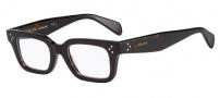 Celine CL 41344 Eyeglasses Eyeglasses - 0086 Dark Havana