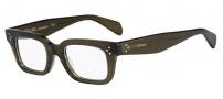 Celine CL 41344 Eyeglasses Eyeglasses - 0X4N Green