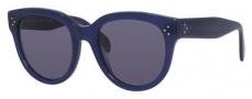 Celine CL 41755/S Sunglasses Sunglasses - 0M23 Blue (BN dark gray lens)