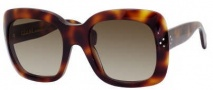 Celine CL 41803/S Sunglasses Sunglasses - 005L Havana / Brown Gradient Lens