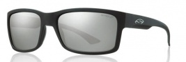 Smith Optics Dolen Sunglasses Sunglasses - Matte Black / Chromapop Polarized Platinum