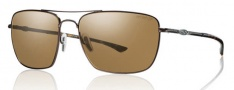 Smith Optics Nomad Sunglasses Sunglasses - Matte Brown / Chromapop Polarized Brown
