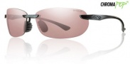 Smith Optics Turnkey Sunglasses Sunglasses - Black / Chromapop Polarchromic Ignitor