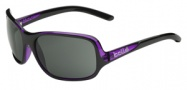 Bolle Kassia Sunglasses Sunglasses - 11745 Shiny Black / Violet / TNS