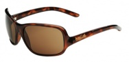 Bolle Kassia Sunglasses Sunglasses - 11748 Shiny Tortoise / Polarized A14