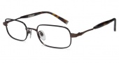 John Varvatos V140 Eyeglasses Eyeglasses - Brown