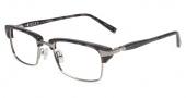 John Varvatos V145 Eyeglasses Eyeglasses - Smoke Tort