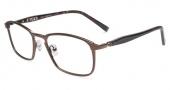 John Varvatos V146 Eyeglasses Eyeglasses - Brown