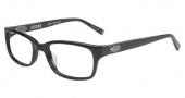 John Varvatos V344 Eyeglasses Eyeglasses - Black