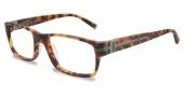 John Varvatos V349 Eyeglasses Eyeglasses - Matte Tortoise