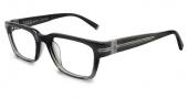 John Varvatos V350 Eyeglasses Eyeglasses - Black Gradient
