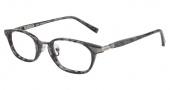 John Varvatos V351 Eyeglasses Eyeglasses - Smoke Tort