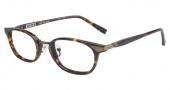 John Varvatos V351 Eyeglasses Eyeglasses - Tortoise