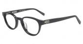 John Varvatos V353 Eyeglasses Eyeglasses - Black
