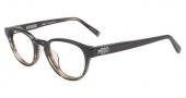 John Varvatos V353 Eyeglasses Eyeglasses - Brown Horn