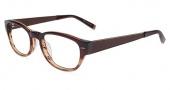 John Varvatos V355 UF Eyeglasses Eyeglasses - Redwood