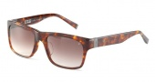 John Varvatos V768 Sunglasses Sunglasses - Tortoise