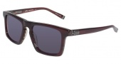 John Varvatos V779 Sunglasses Sunglasses - Chianti Red