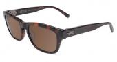 John Varvatos V784 UF Sunglasses Sunglasses - Tortoise