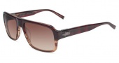 John Varvatos V785 UF Sunglasses Sunglasses - Redwood