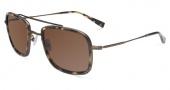 John Varvatos V789 Sunglasses Sunglasses - Tokyo Tortoise