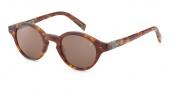 John Varvatos V756 AF Sunglasses Sunglasses - Tortoise