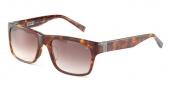 John Varvatos V768 AF Sunglasses Sunglasses - Tortoise