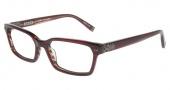 John Varvatos V345 AF Eyeglasses Eyeglasses - Chianti Red