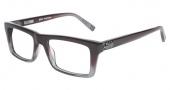 John Varvatos V346 AF Eyeglasses Eyeglasses - Mahogany