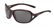 Bolle Solden Sunglasses Sunglasses - 11757 Shiny Plum / Translucent / Polarized