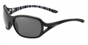 Bolle Solden Sunglasses Sunglasses - 11753 Shiny Black / Bamboo