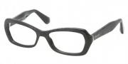Miu Miu MU 01IV Eyeglasses Eyeglasses - 1AB1O1 Black / Demo Lens